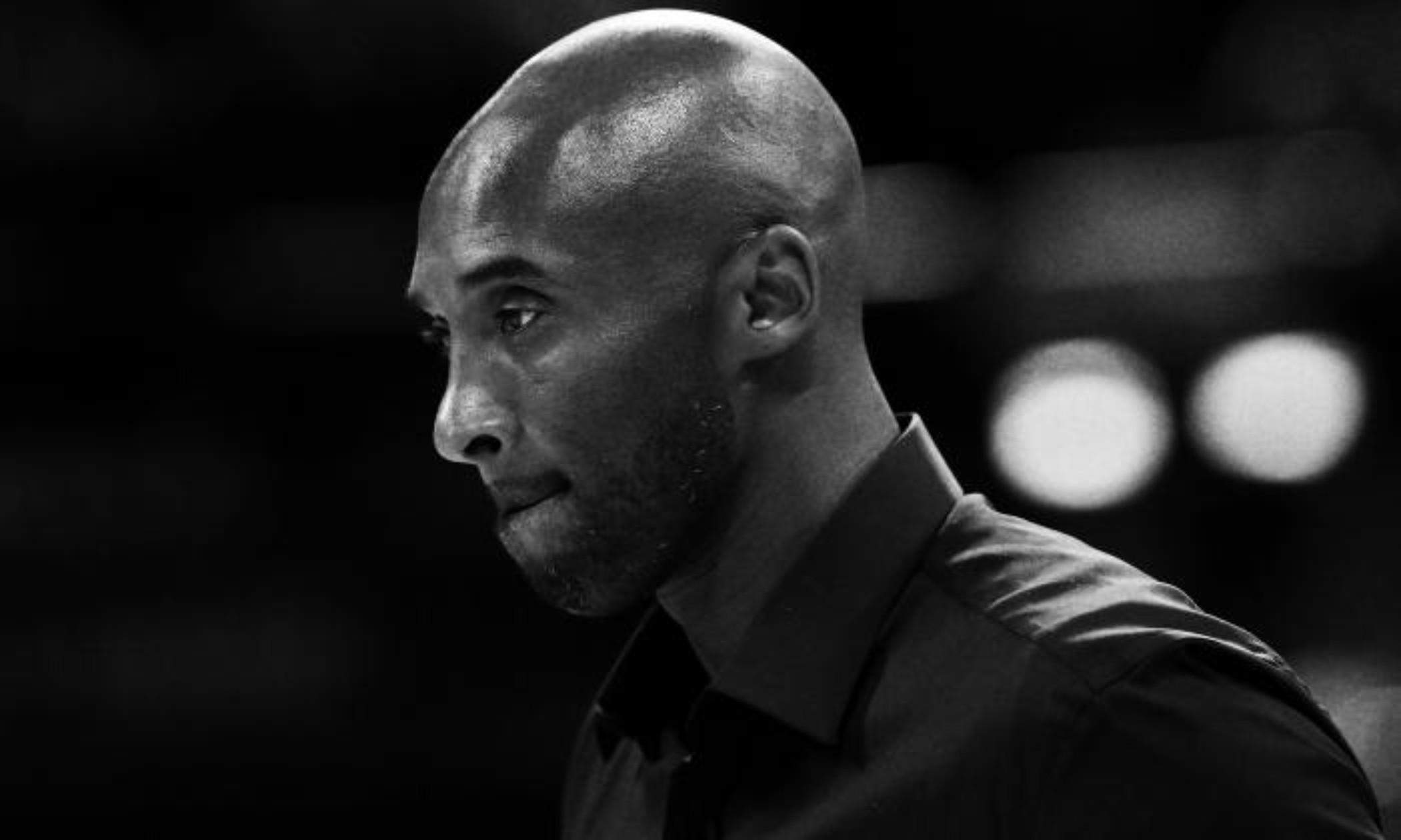 Honoring A Legend. Kobe Bryant.