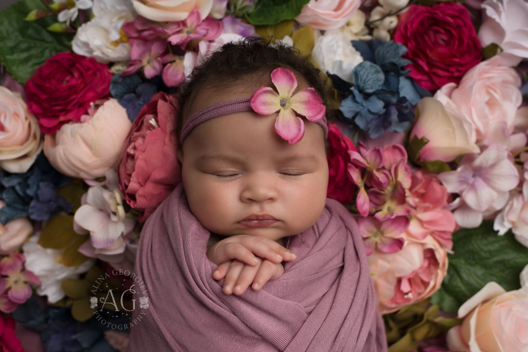 Dallas Newborn Photographer Baby Gigi 1