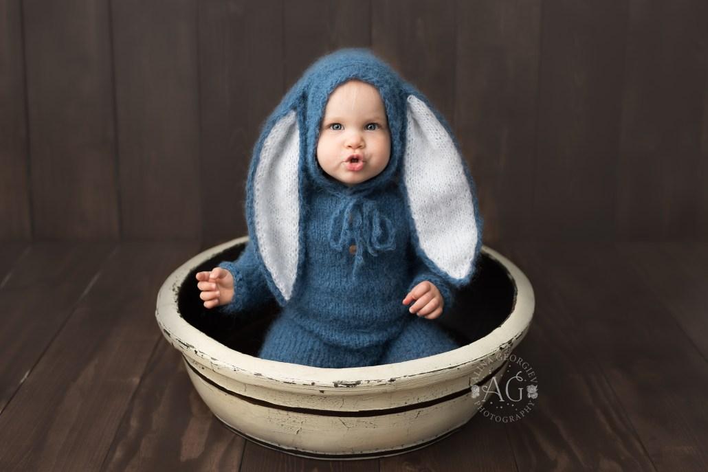 Plano-Newborn Photographer Baby Kati