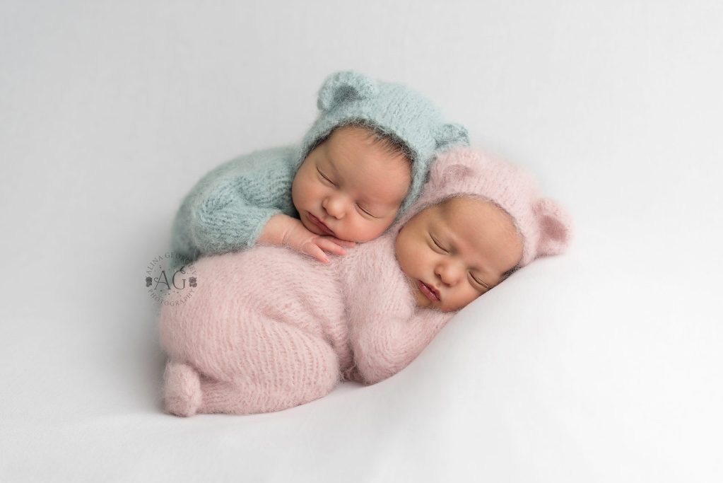 Plano Newborn Photographer | Twins Newborn Session Zeke and Zoe-Beth