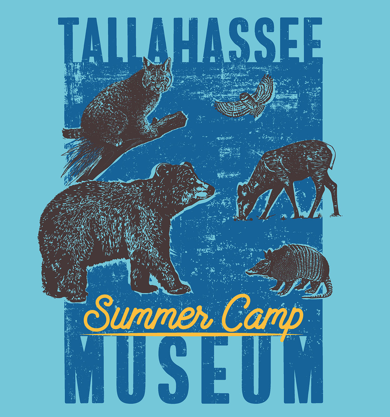 Tallahassee Museum Shirt Design