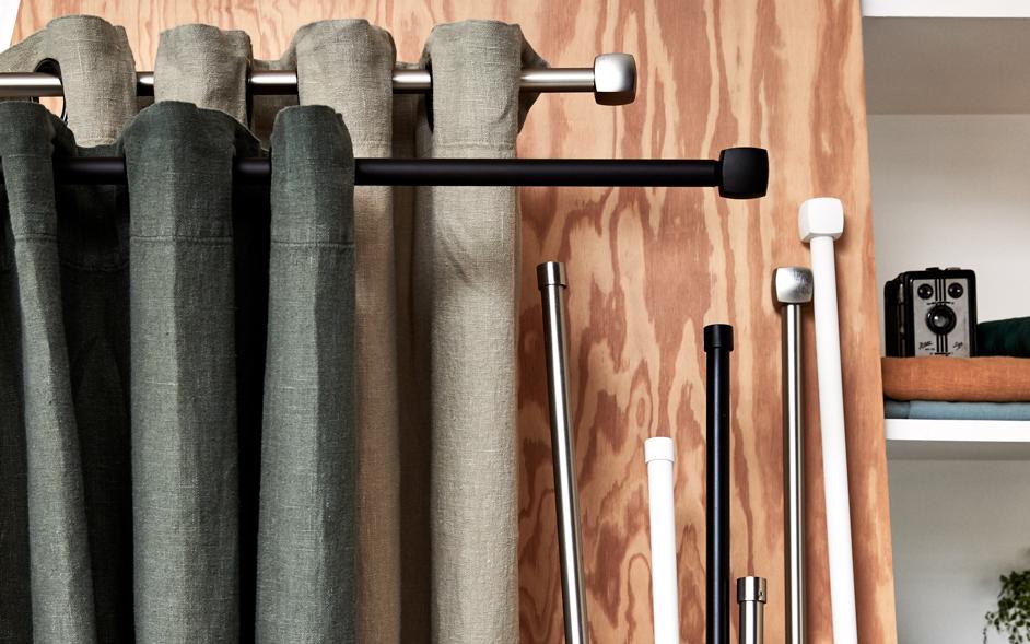 tringle a rideau extensible
