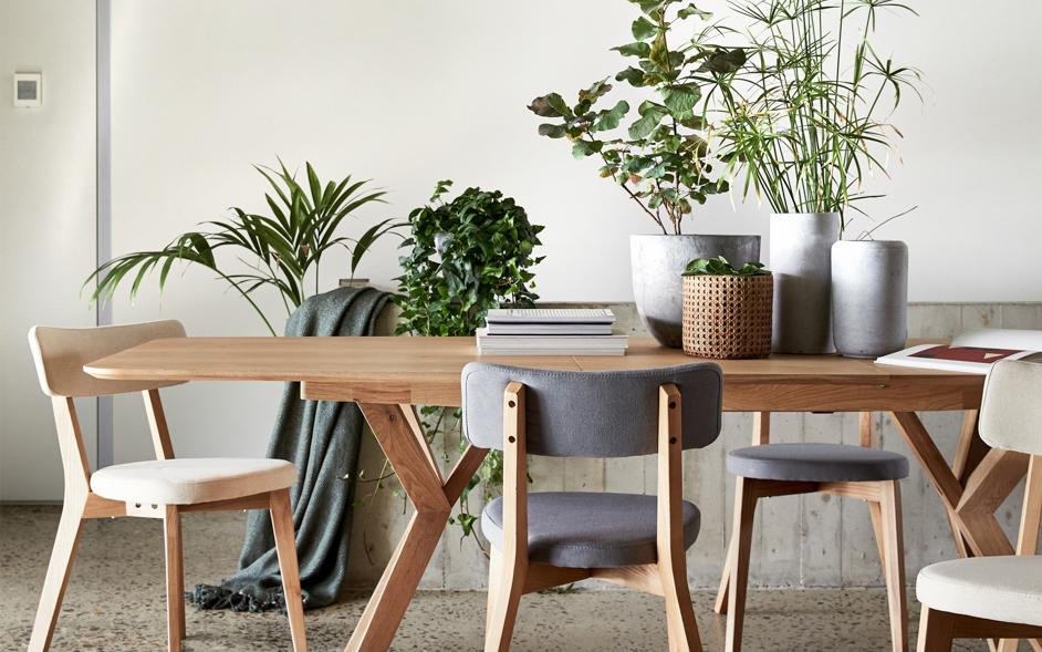 table extensible meuble de salle a