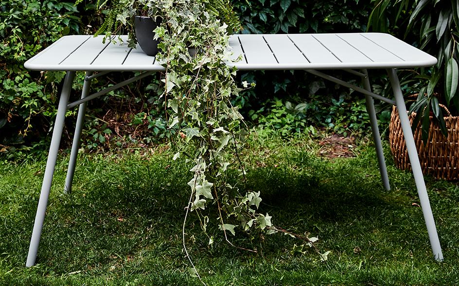 table de jardin meubles de jardin