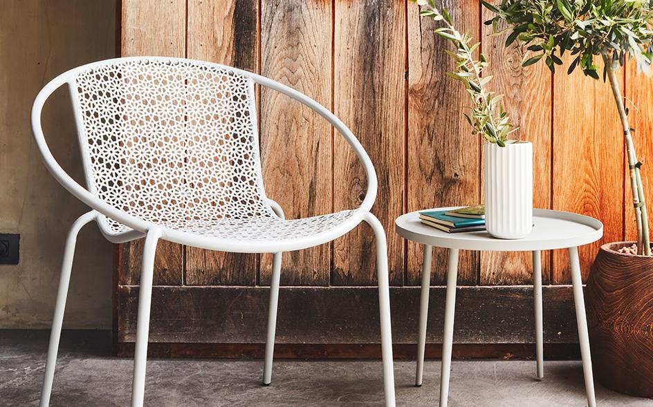 fauteuil de jardin meubles de jardin