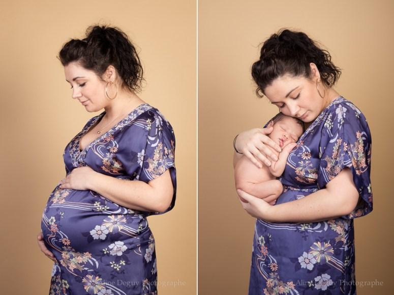 photographe naissance, grossesse, paris, studio, séance photo, shooting