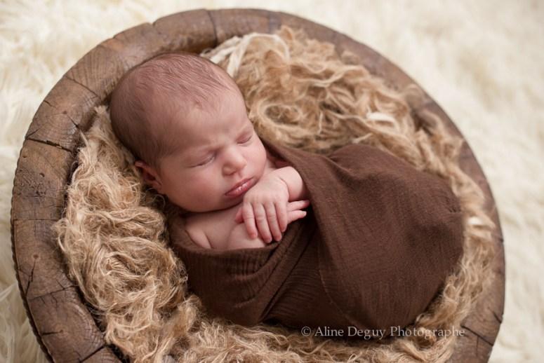 portrait bébé, studio, naissance, maternité, nouveau-né, aline deguy