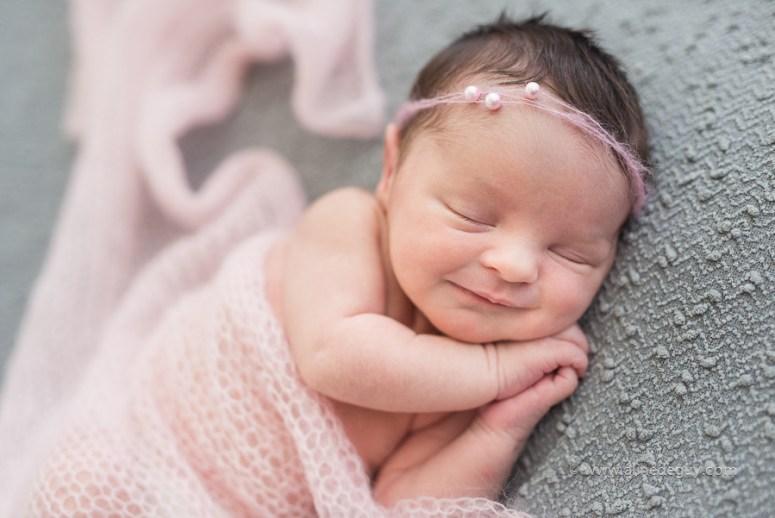 Image, photographe, bébé, sourire, Aline Deguy