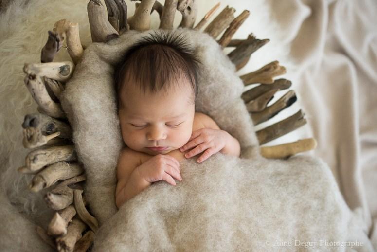 Photographe bébé 95, photographe spécialiste nouveau-né