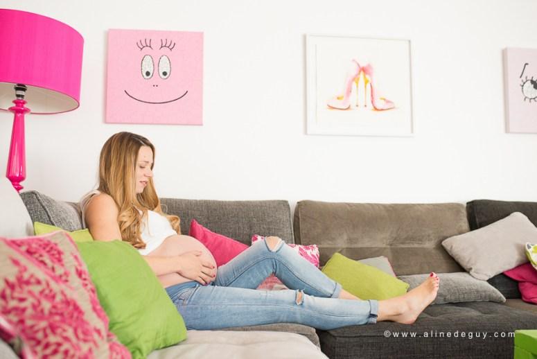 photographe femme enceinte domicile 92, photographe future maman domicile