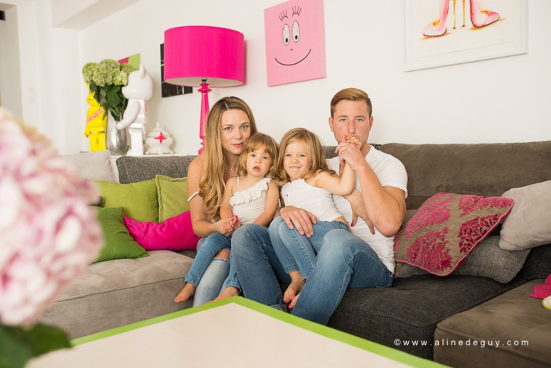 photographe famille à domicile, photo loft paris, photographe famille
