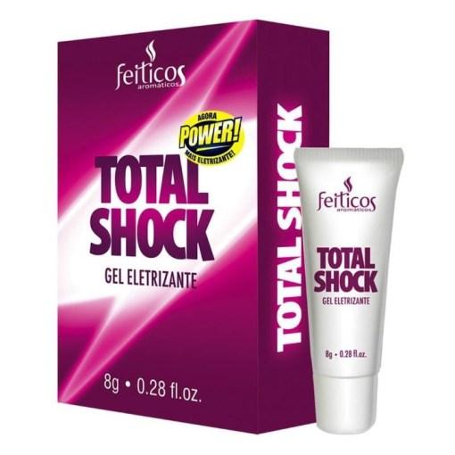 Gel Total Shock 8g Feitiços