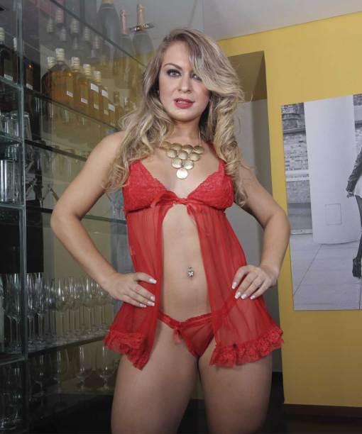 Camisola Paloma 2 Peças Aline Lingerie