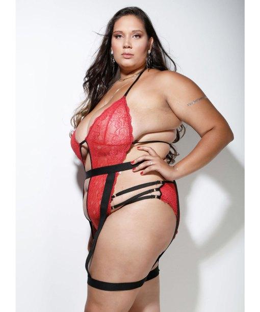 Áries lingerie coleção elementar signos - Aline Lingerie