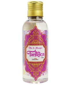 Óleo de Massagem Tantrica - 120ml Hot Flowers