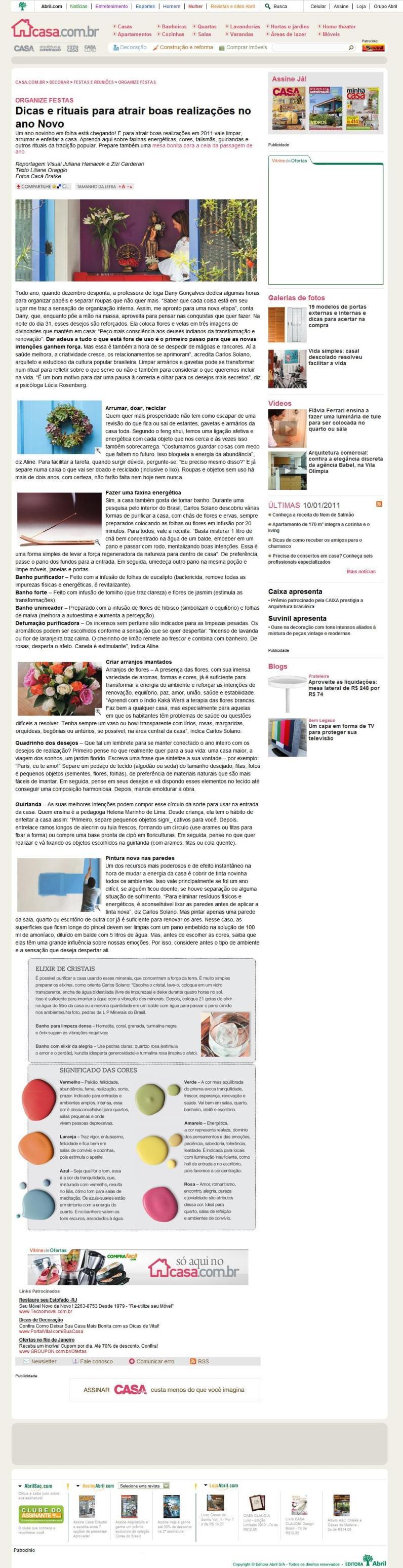 Casa.com.br - 2010