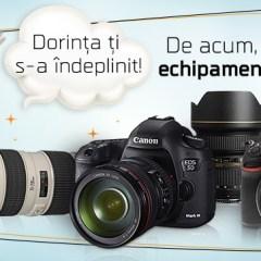 Inchiriere echipament foto – tot ce iti doresti