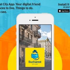 Bucurestiul are de azi o carte frumoasa de vizita: Bucharest City App