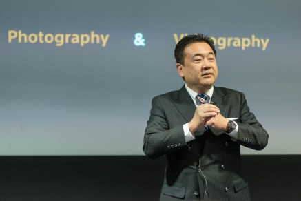 Sony A6300 europe press conference_2