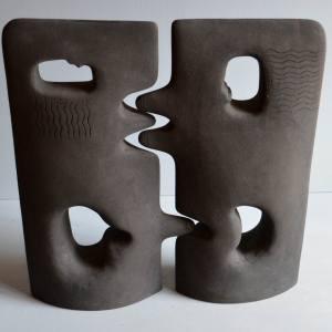 sculpture - Silhouette-Loving-fantasy2-2