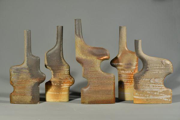 sculpture - bottles-1