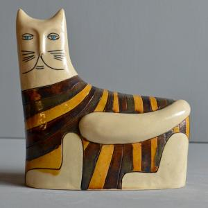 sculpture - cat-4