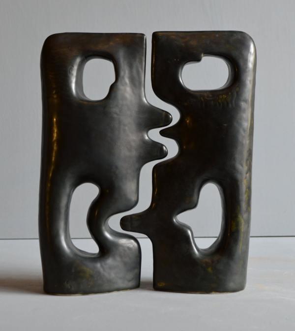sculpture - silhouette-loving-fantasy
