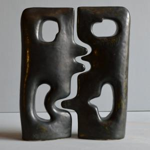 sculpture - silhouette-loving-fantasy
