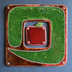 on-board - Beginnings-triptych-ceramic-panels-on-board-90x90-5