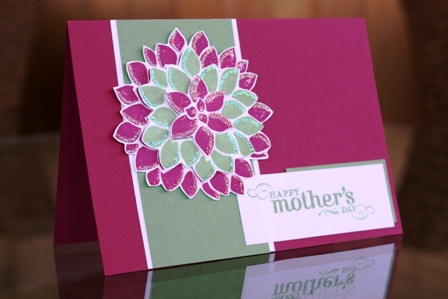Fabulous Flowers Stampin Up