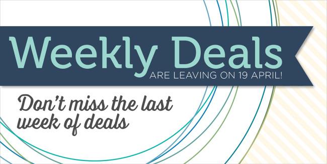 Last Weekly Deal