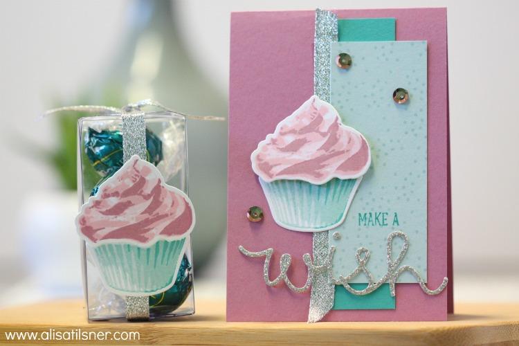 Stampin' Up! Sweet Cupcake