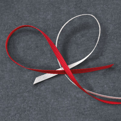 Sending Love Ribbon