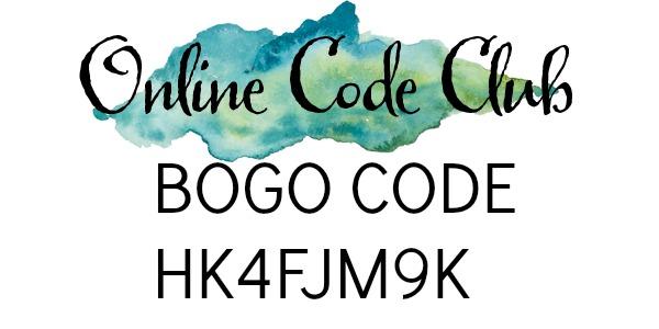 BOGO Sale Code