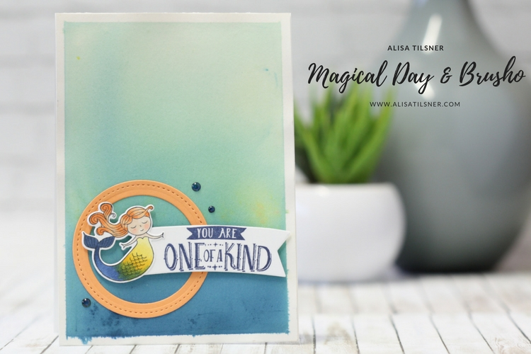 Stampin' Up! Magical Day
