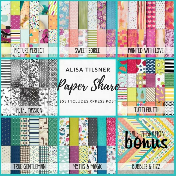 Occasion Catalogue Paper Share