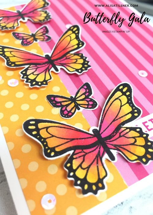 Stampin' Up! Butterfly Gala