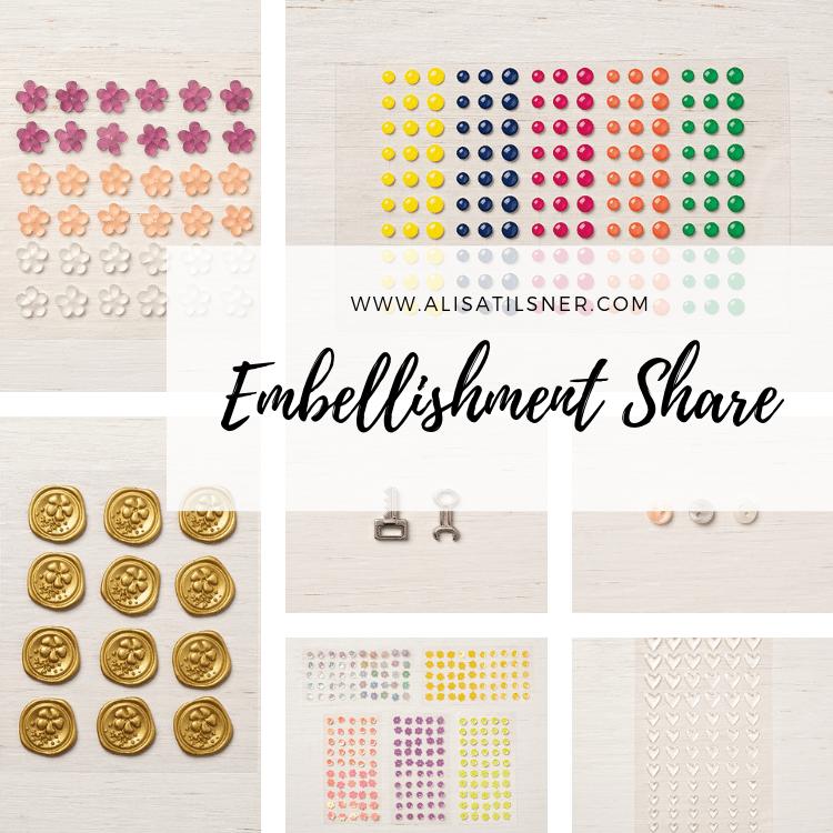 Embellishment Share