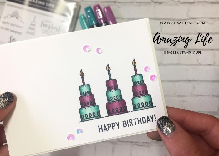 Amazing Life Stampin' Up!
