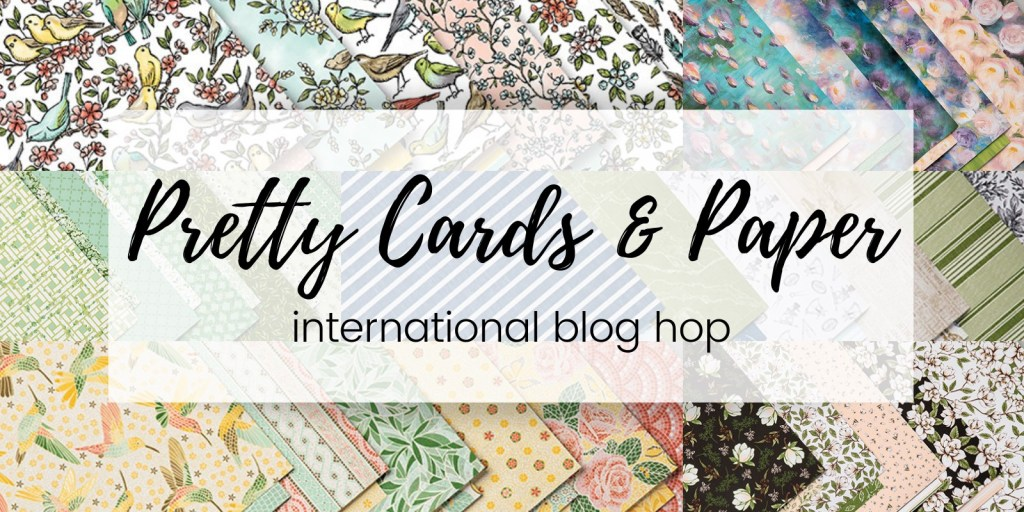 Pretty Cards & Paper Header