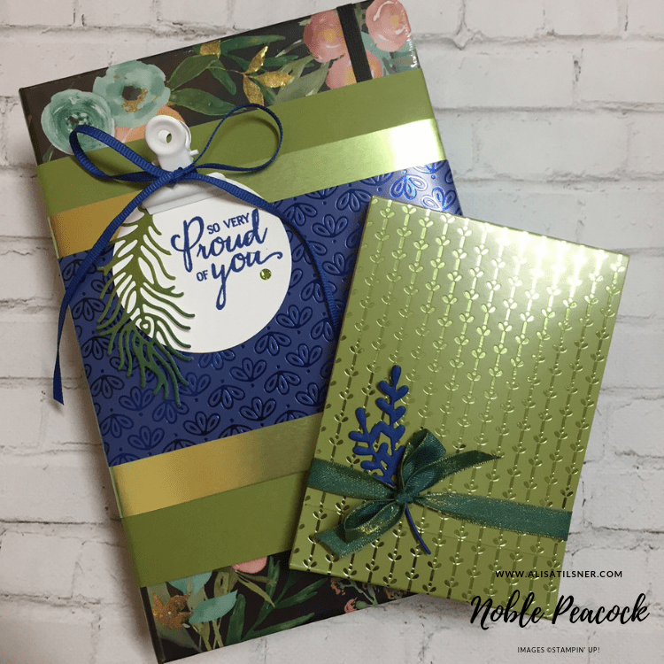 Noble Peacock Gift Packaging