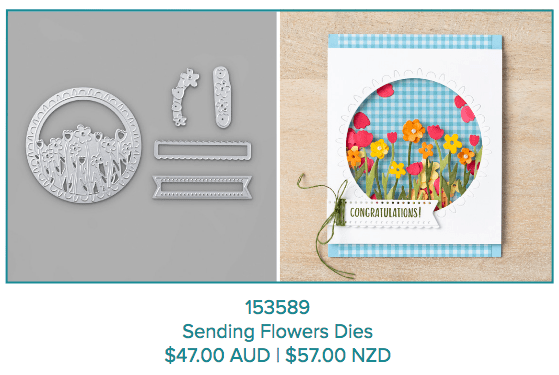 Coordination Product Release by Stampin' Up! Available from Alisa Tilsner Stampin' Up! Demo in Australia