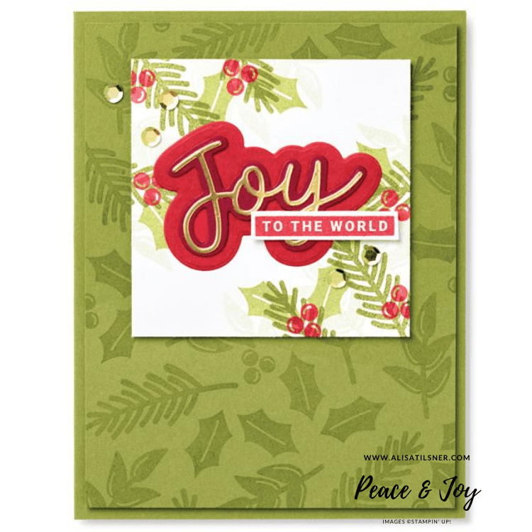 Peace & Joy Bundle Focus