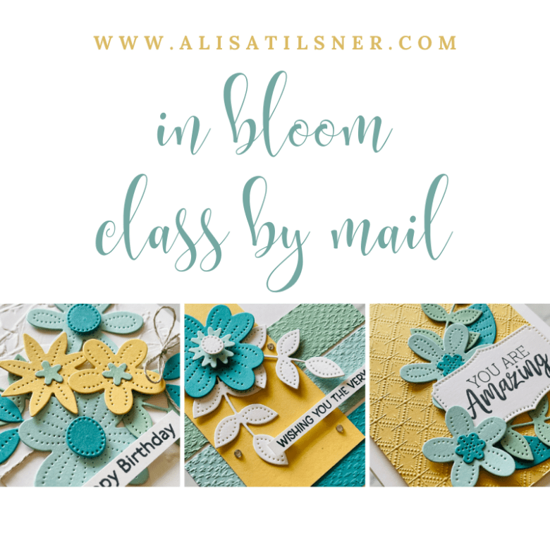 In Bloom Class by Mail