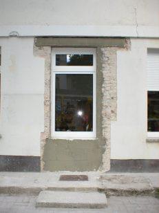 Alte Tür wird neues Fenster 2