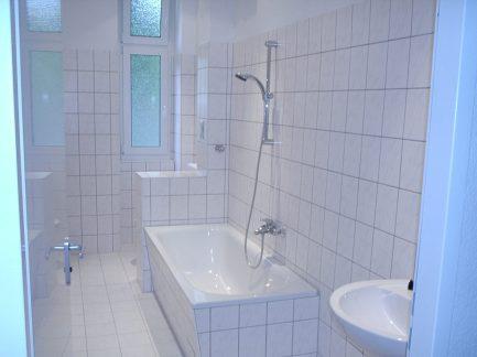 Altes Klo wurde zum Badezimmer