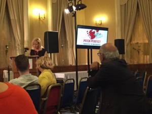Alison Belsham Bloody Scotland 2016