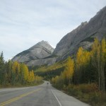 Snapshots of Banff Fall Color
