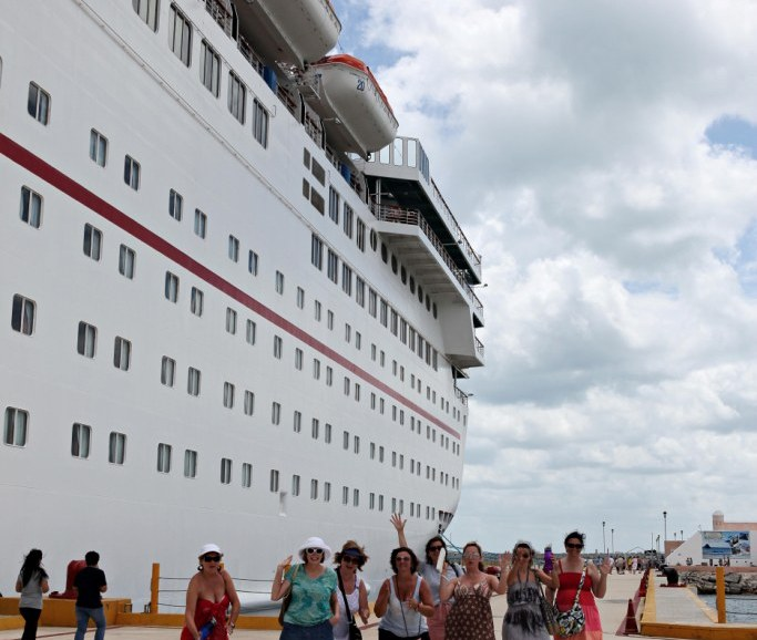 A Story about A Cruise