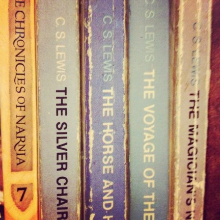 old chronicles of narnia, childrens books, prince caspian